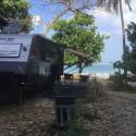 New Age Caravan Desert Rose Offroad camping