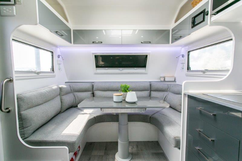 caravan lounge seating