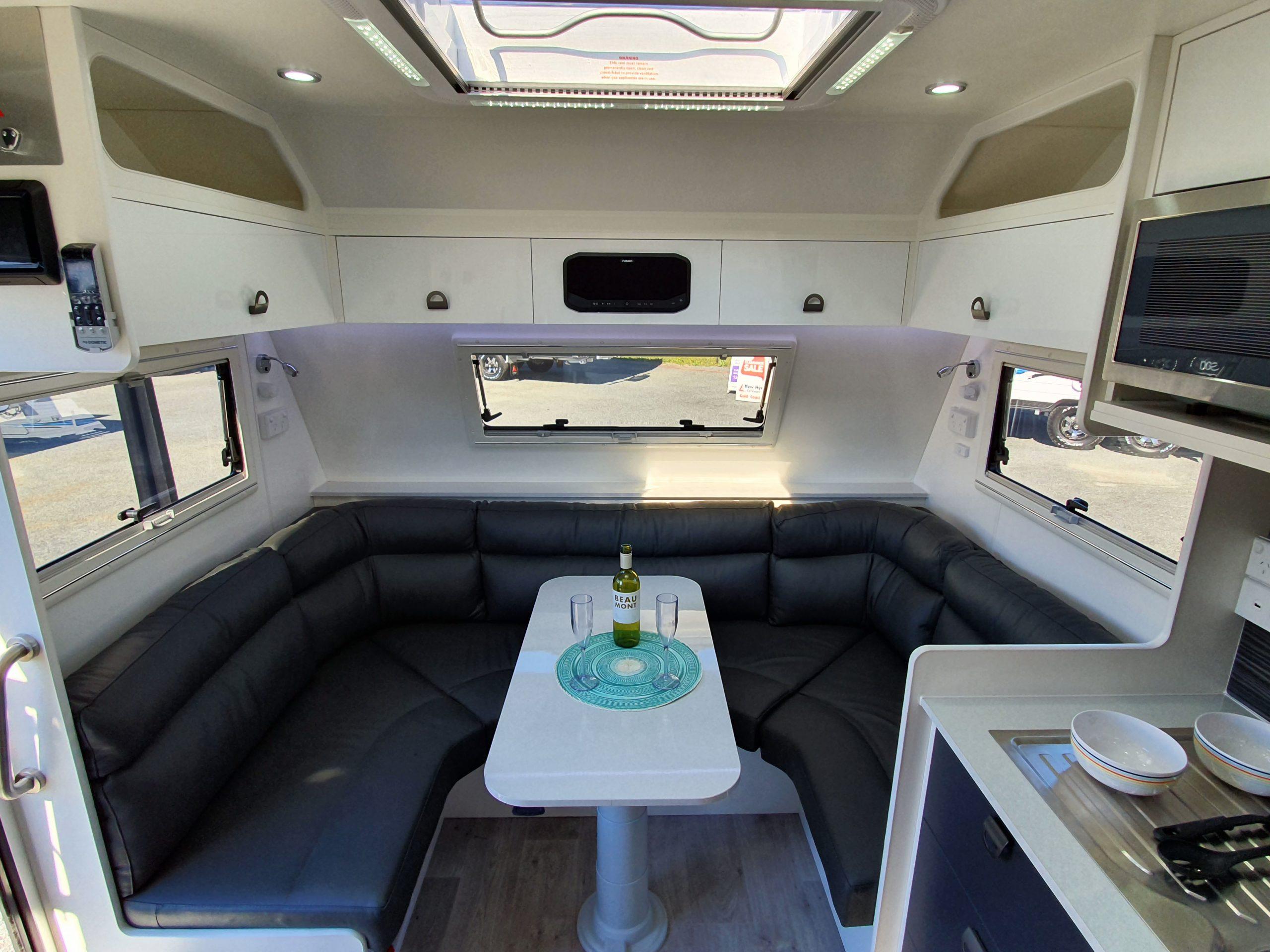 caravan club lounge