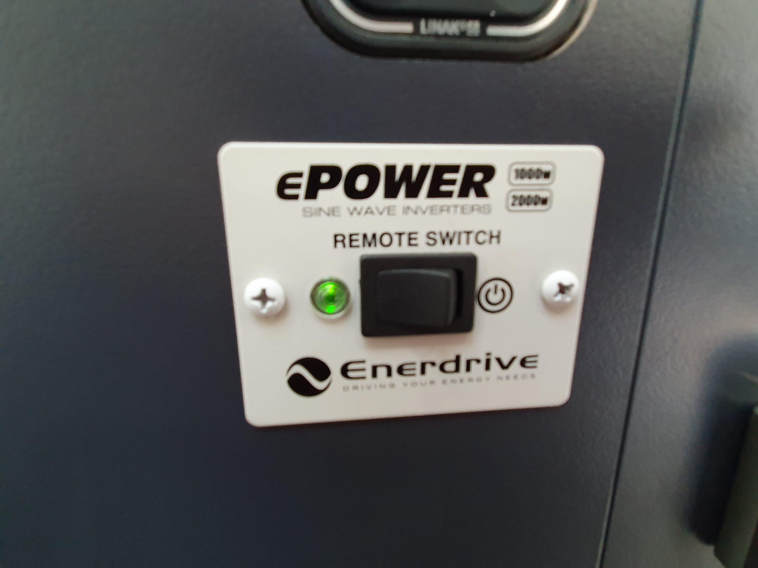 caravan power switch isolator