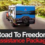 Road to Freedom logo