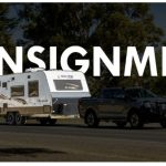 Consign my caravan logo